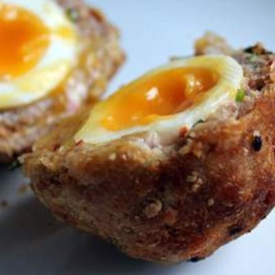 Gourmet Scotch Egg